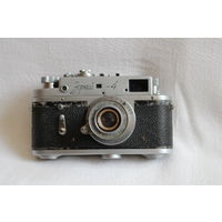 Фотоаппарат Зоркий - 4