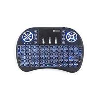 Беспроводная мини-клавиатура VONTAR i8 с тачпадом и подсветкой