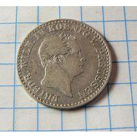 2,5 silber groschen 1843
