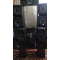 Музыкальный центр JVC DX-U10