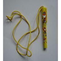 Прикольная ручка на шнурке с белкой