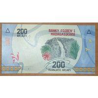 200 ариари 2017 года - Мадагаскар - UNC