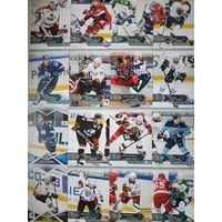 Хоккейные карточки КХЛ, 8 сезон, разное