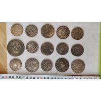 Монеты царской России, копии