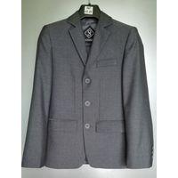 Пиджак школьный рост 140