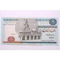 Египет, 5 фунтов 2006 год, UNC