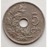 Бельгия 5 сантим 1927