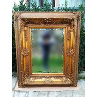 Античное Зеркало в Богатой Раме #3