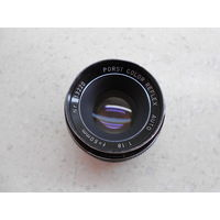 Объектив Porst Color Reflex Auto 50mm 1:1.8 М42 Япония