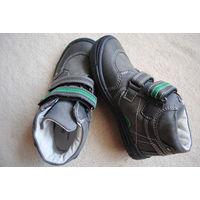 Ботинки осень весна фирмы Vertbauted размер 29