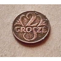 2 гроша 1931 года.