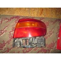 Лот 661. Задний правый фонарь в крыло (хэтчбек) на рестайлинговую модель 1996, 1997 г.в. TOYOTA CARINA E. Старт с 100 рублей!