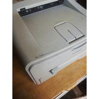 Принтер лазерный рабочий печатает хорошо samsung ml1520