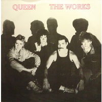 Queen, The Works, LP 1994, Russia