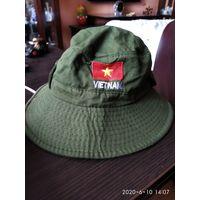 Новая зелёная панама большой размер Вьетнам.