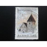 Аланды 1992 кирха