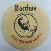 Подставка под пиво Bacchus /Бельгия/