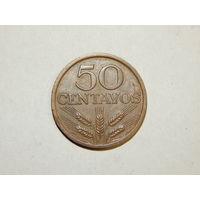 Португалия 50 сентаво 1975