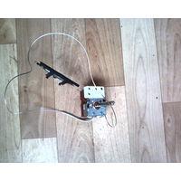 Терморегулятор с переключателем и датчиком к духовке электроплиты Гефест-есть и др.запчасти-всё рабочее