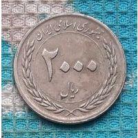 Иран 2000 риалов. Мечеть.