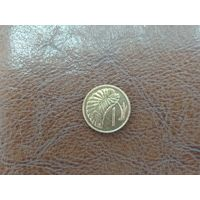 1 цент 1973 Острова Кука