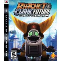 Ratchet & Clank Future - Tools of Destruction