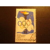 Чехия 1994 100 лет МОК полная
