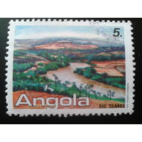 Ангола 1987 природа