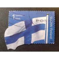 Финляндия 2006 нац. флаг