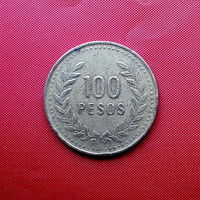 97-07 Колумбия, 100 песо 1993 г.