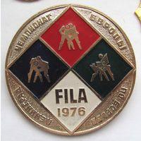 1976 г. Чемпионат Европы по борьбе. Ленинград.