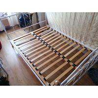 Кровать металл