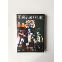 Emerson Lake & Palmer / Live at the Royal Albert Hall концерт DVD