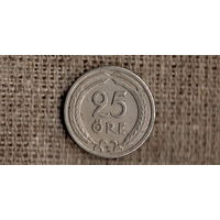Швеция 25 эре (оре) 1947 /корона/(М*)