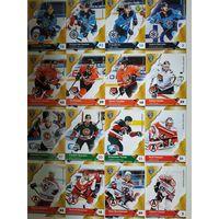 Хоккейные карточки КХЛ, 11 сезон