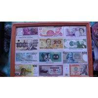 Картина из сувенирных денег. No3 распродажа