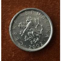 Чехия, 10 геллеров 2002