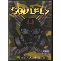 "Soulfly   DVD ""The Song Remains Insane"" 2005"