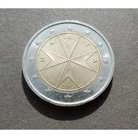 2 евро 2013 Мальта