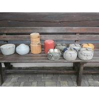 Набор для изготовления шапок 10 предметов: растяжка + 9 колодок (4 разновидности).