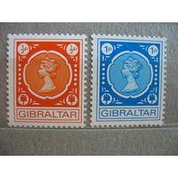 Брит. Гибралтар. Стандарт. 1971г. см. условие.