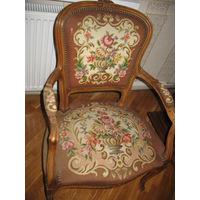 Кресло в стиле Людовик ХVI.