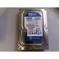 Жесткий диск SATA 160Gb WD WD1600AAJS (905559)