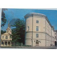 Пушкин МПФГ, 1985 Г.