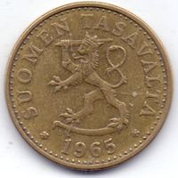 Финляндия, 20 пенни 1965 года, S.