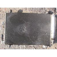 101193 Citroen C5 01-04 радиатор кондиционера 9641693480