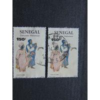 Сенегал 1988г. Культура.