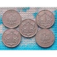 Польша 1 злотый 1929 года. Инвестируй в историю!