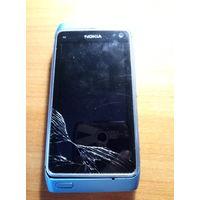 Nokia N8 Blue(original)