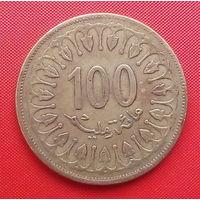 57-35 Тунис, 100 миллимов 2008 г.